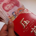 'Hongbao', red envelopes stuffed with cash, play an incredibly important role in Chinese gift-giving culture.