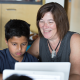 Changing perspectives through K-8 microfinance with educator Debbie Burns